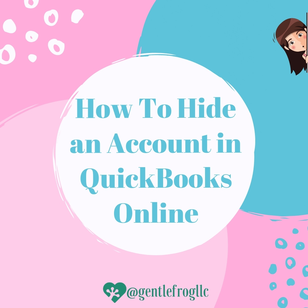 Here's how you can hide an account from QuickBooks online step by step. Go to https://t.co/NNkxiDbfCT   for a complete video tutorial.  #quickbooksproadvisor #quickbooksonline #quickbooks  #accounting #bookkeeping #understanding https://t.co/idSoZpQ4wv