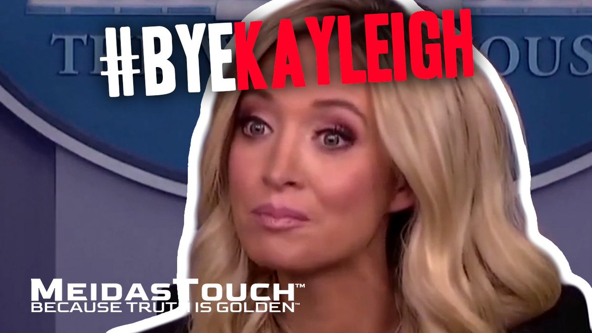 Very well done video and Trumps reaction to a reporter asking about the biggest news of the year is just, well, beyond describable... and Kayleigh has less credibility than some squirrels in my backyard ... she's a puppet. Very sad