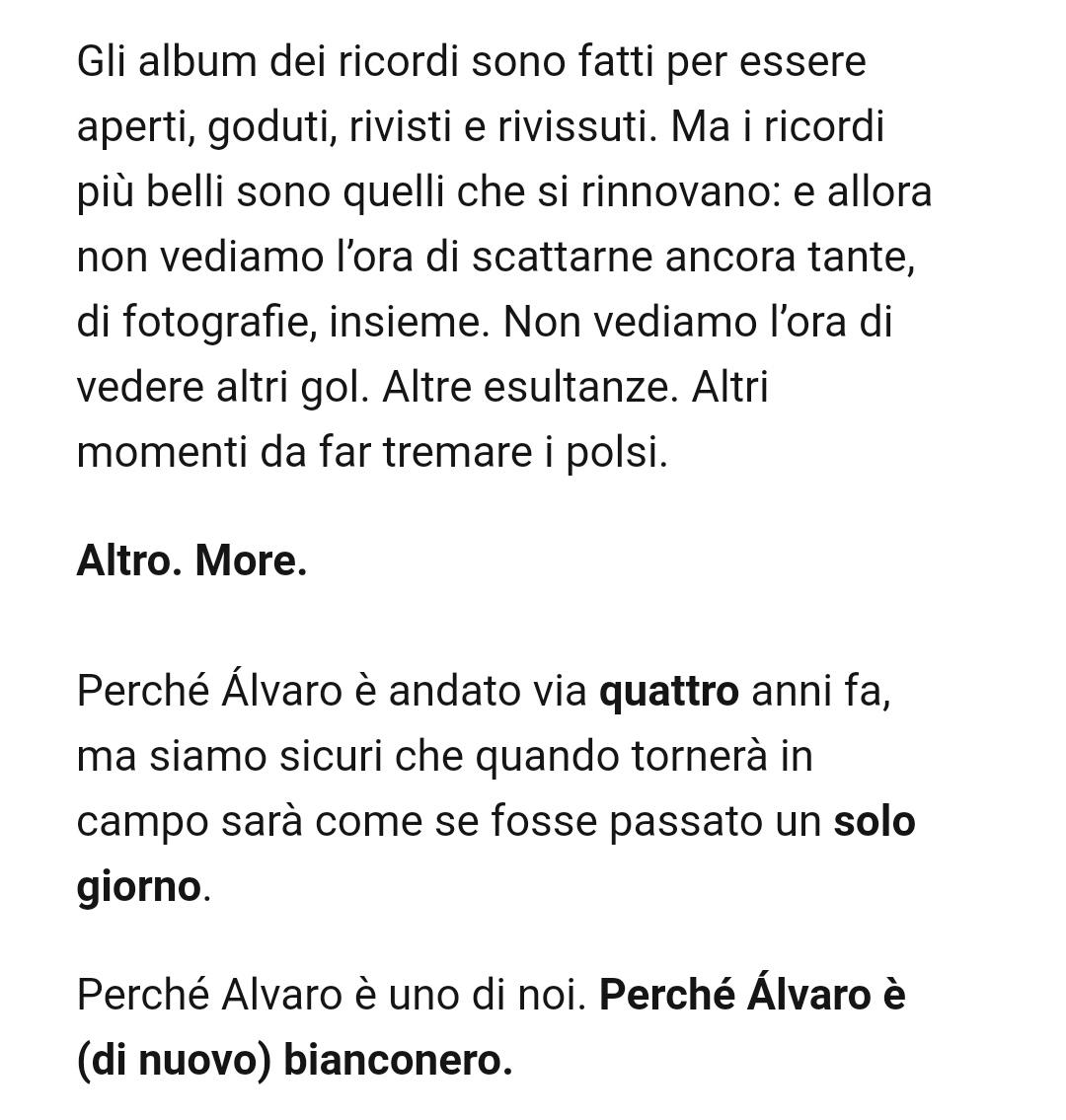 Buona notte Bianconeri ma ad @AlvaroMorata un po' di più 🥰 🥰🥰  #FinoAllaFine  #ForzaJuve https://t.co/0cfv3953EL