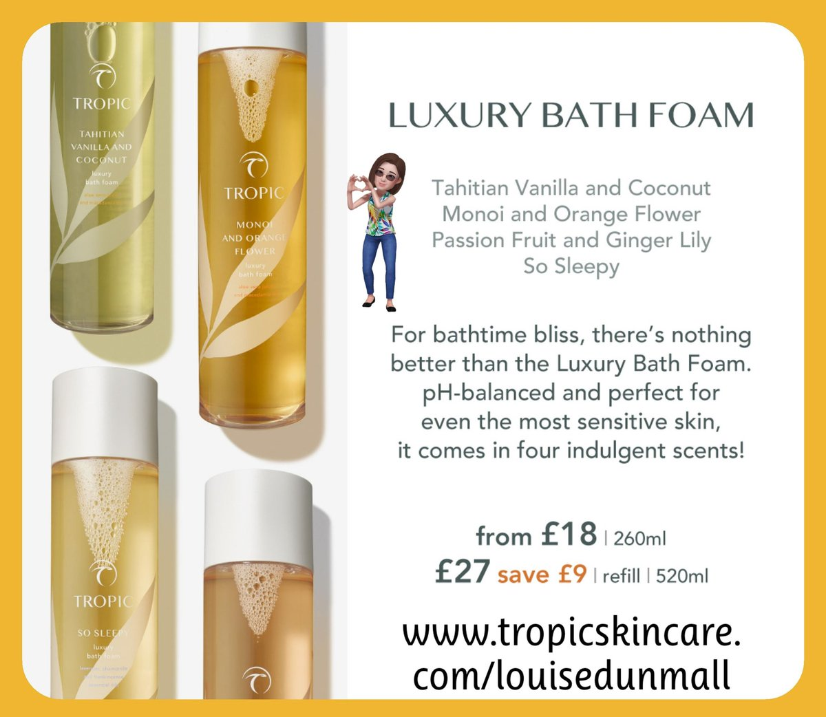 NEW PRODUCT ALERT!!!  NEW FULL SIZED LUXURY BATH FOAMS  https://t.co/7SYGTpQQIs https://t.co/DR69QFP8I2