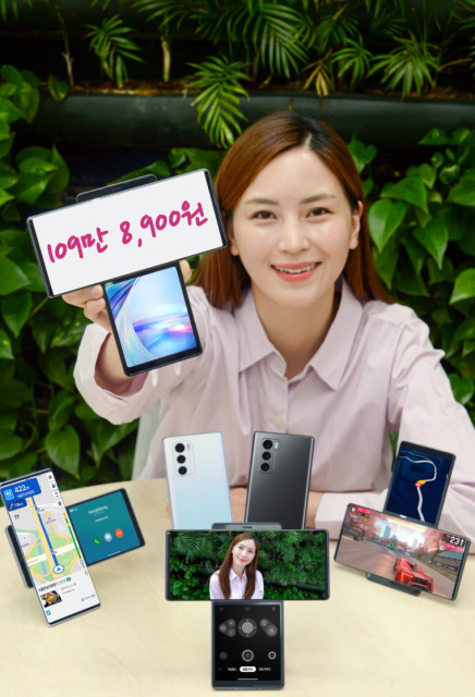 LG전자, 10월 초 전략 스마트폰 'LG 윙' 109만8900원에 출시#LG윙 #전략스마트폰 #LG스마트폰 #LG전자  -> 자세히보기 https://t.co/hZZNAvl20t https://t.co/ILu0LYcWqo