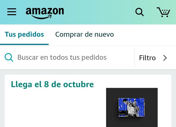 Yo comprándolo en Amazon USA para que saliera más barato que en Amazon México. Pensar correcto es lo que hago 😂😂😂🤡🤡  #SuperM #SuperOne #One #Monster_Infinity #WeAreTheFuture #SuperMtheFuture https://t.co/w1DrwIqlLI https://t.co/1LogUo1zVo