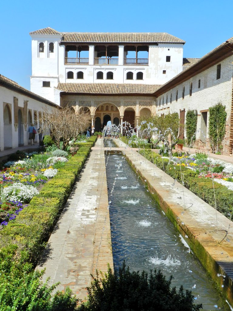 Alhambra - Spain 🇪🇦 https://t.co/mYnilN7tFy