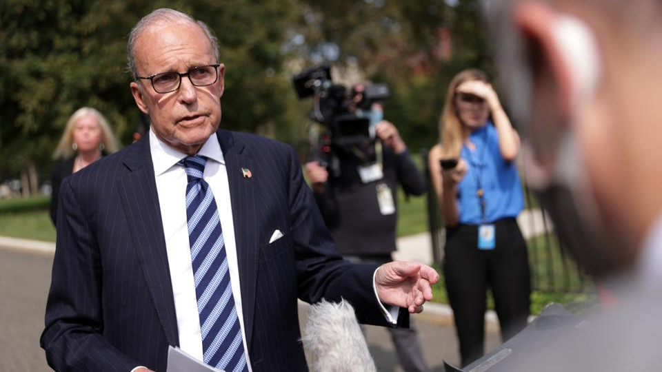 White House economic advisor Larry Kudlow—contradicting other top officials—says a stimulus is not needed for economic recovery https://t.co/iHtJzcBtuS by @skleb1234 https://t.co/Pvn4RfUoMs