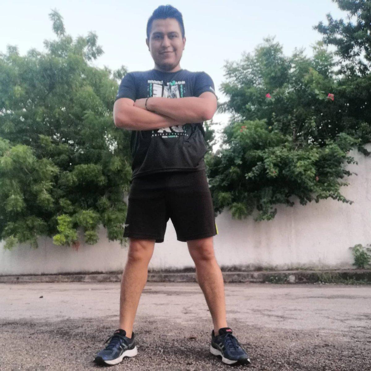 ¡Buenos días!☕🥞Martes de kilómetros 💪🏼😎🔹6km🚴🏻♂️💨🔹5km🏃🏻♂️💨🔹6km🚴🏻♂️💨🔙 #AlcanzandoMetas #running #runner #runningmotivation #runnersworld #asics #nikerunning #nikerunclub #runningcommunity  #comunirunners #runforlife #happyrunner #yoelegícorrer #iloverunning #iloverun #runrunrun https://t.co/9y0O9VRlAo