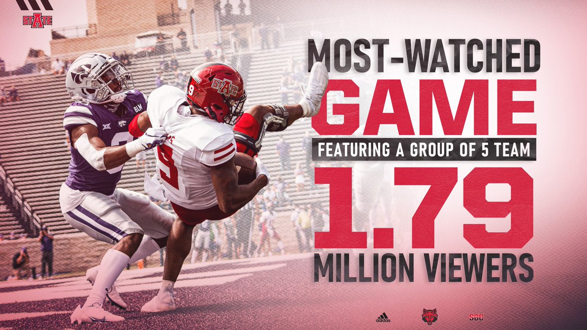 Good chance to be seen. 📺👀  #WolvesUp X #ONE https://t.co/2J8xeO6Cat
