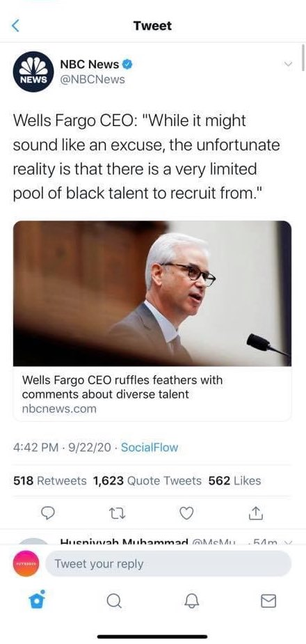 If you bank with Wells Fargo please snatch your black ass, talentless, coin from their accounts.