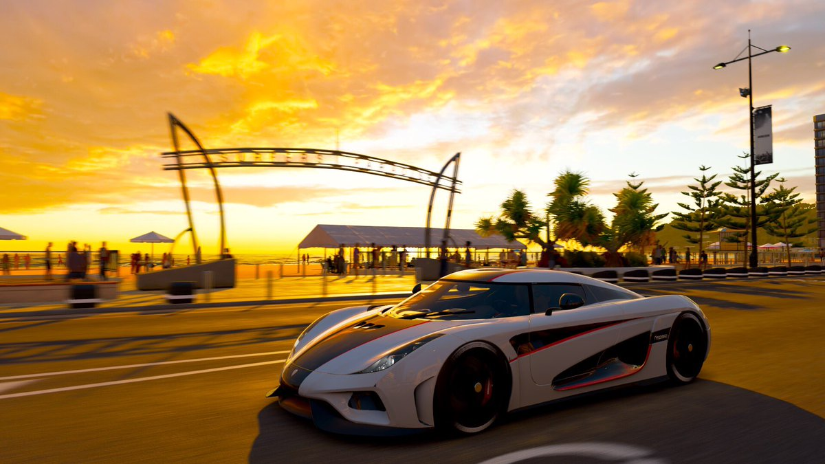 """Perfection is a moving target"" 🎯 - Christian von Koenigsegg ———————————————— tags: #koenigsegg #koenigseggregera #koenigseggautomotive #surfersparadise #goldcoast #australia #queensland #christianvonkoenigsegg #forzaphotography #forzahorizon3 #forzashare #forzaphotos #forza https://t.co/TpQT7eUPcK"