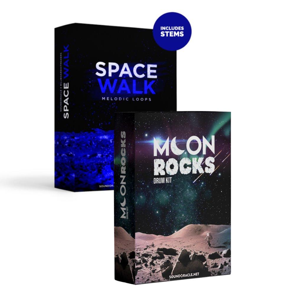 Cosmo Bundle [Moon Rocks Drum Kit + Space Walk Melody Loops]  Shop here: https://t.co/WVJxFrVSHV   #SoundOracle #SoundKits #SampleKits #HipHop #Trap #Producers #Beats #Beatmaking #Beatmakers #MelodyLoops #Drums #DrumKit https://t.co/9PWOXGxufG