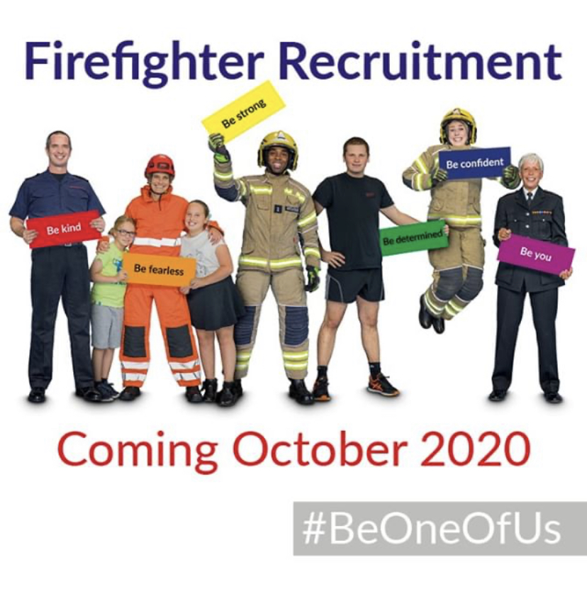 7pm tonight we will be hosting our final FB live before the wholetime recruitment campaign opens. It is not to be missed if you are interested in applying https://t.co/DBQJ2Cf1Sa #BeOneOfUs https://t.co/pp6t3MsZ82
