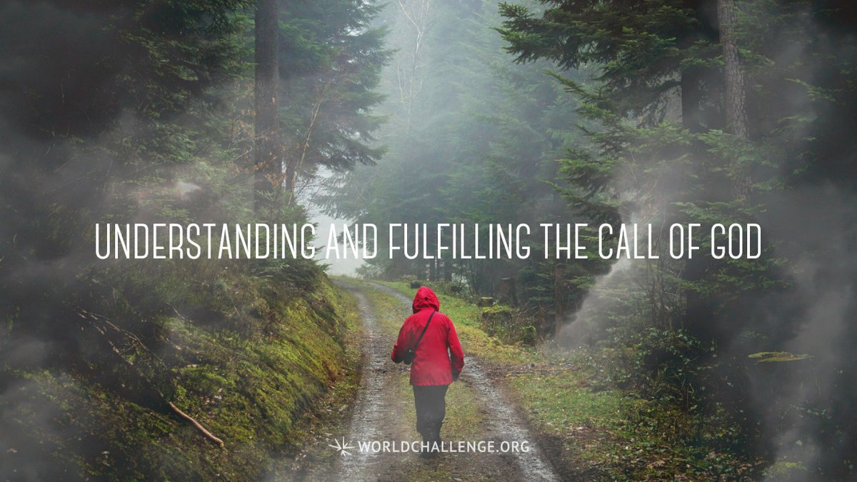 We all have a call of God on our life that can only be fulfilled by us. Claude Houde challenges you to allow God to change your perspective and activate your calling. And watch God change your storm into a story for his glory!  Watch: https://t.co/1r5YcfF000 #Calling #Purpose https://t.co/6jIFCP39JY