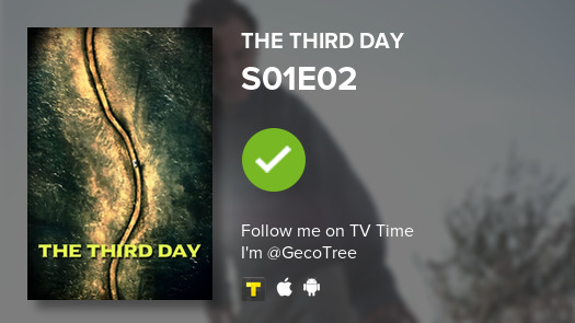 I've just watched episode S01E02 of The Third Day! #thirdday  #tvtime https://t.co/Eupil57Uyd https://t.co/1IfkghSQC3