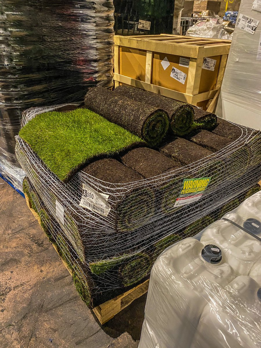 Remember if it fits on a pallet, we can transport it 📦  Here at Gardners we take pride in ensuring freight arrives to our customers in one piece 🌿   #HGV #HTGardner #ADR #Distribution #Palletised #Exeter #Plymouth #Southwest https://t.co/YjryAhlVOW