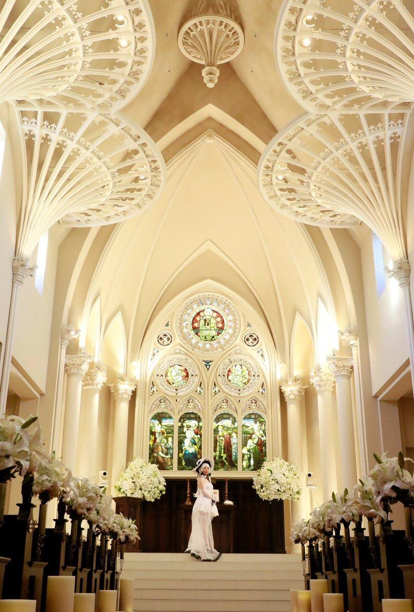 大 聖堂 名古屋 セント グレース