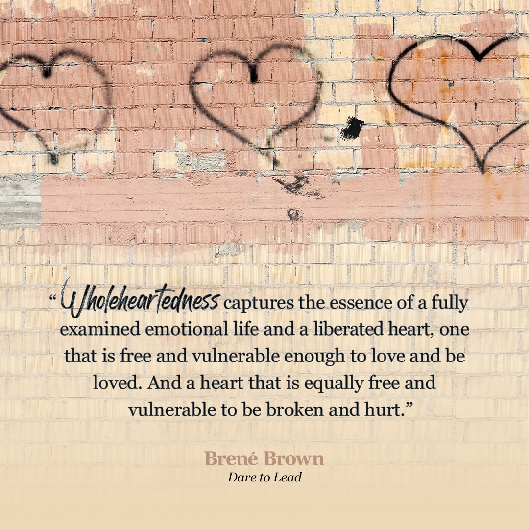 The brokenhearted are the bravest among us.   They had the courage to love. https://t.co/xUiQv5UmHx