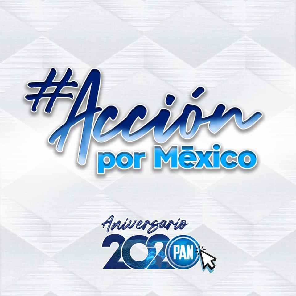 Celebramos un año más de historia, siendo constructores de la democracia, las instituciones y un México mejor.  #AcciónPorMéxico https://t.co/k7RwTO99xW
