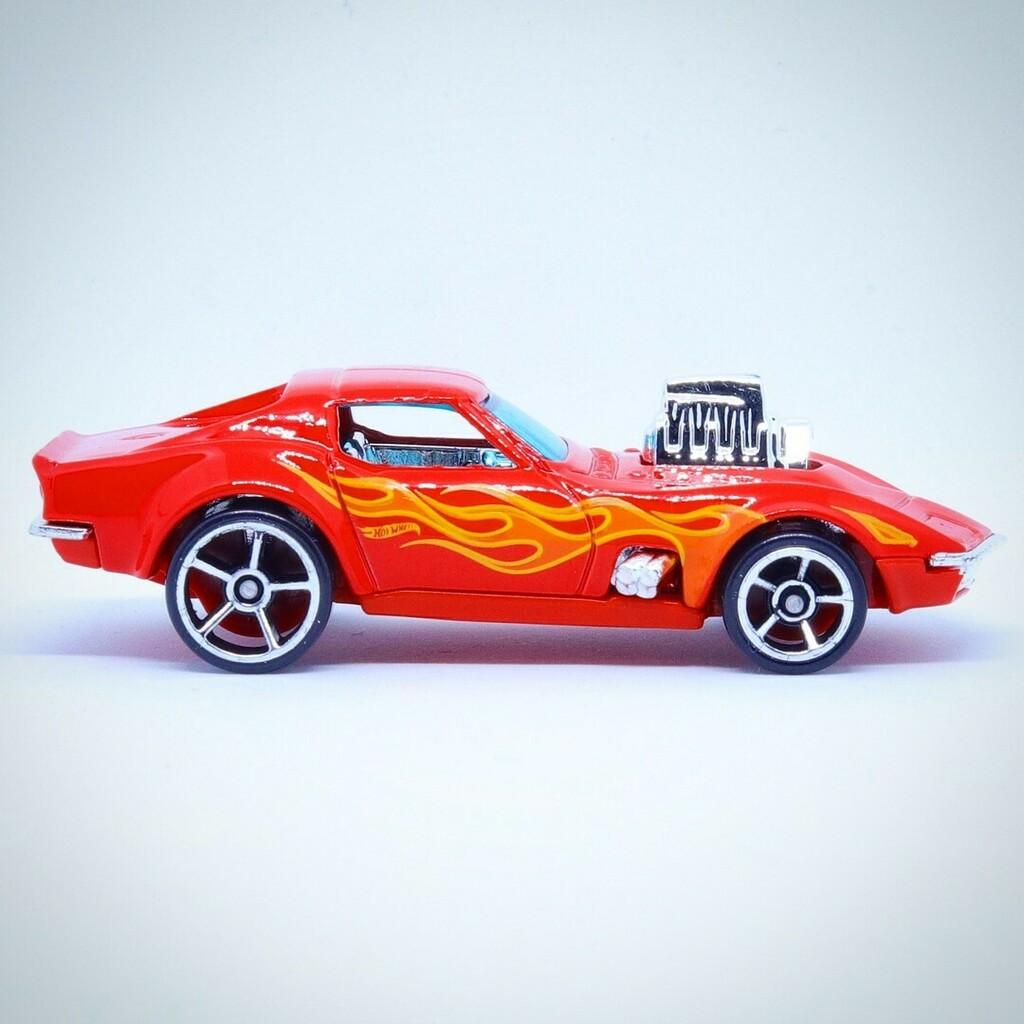 1968 Corvette Gas Monkey Garage by Hot Wheels. #Corvette #GasMonkeyCorvette #GasMonkeyGarage #HotWheels #2020HotWheels #PeakTimeRacing #PTR https://t.co/qHV6nntTvI https://t.co/QPfJ7MHODc