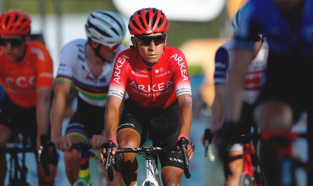 Nairo Quintana: I don't have anything to hide  Colombian says no doping substances were found during Arkéa-Samsic Tour de France raid  https://t.co/RuaakxKtB2 https://t.co/EuoqhJuiIc