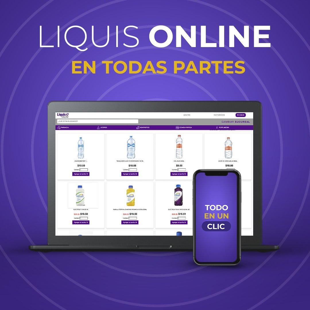 Computadora o celular Liquis online siempre para ti.📱 . . . . . . . .  #Liquisonline #Clic #Mexicali #Mexico #Septiembre https://t.co/GfxbeMfqqy