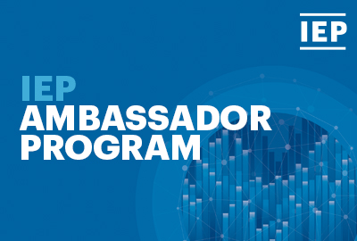 Apply before 30 September to become an Institute for Economics and Peace @economicspeace Ambassador! Join young leaders changing the way we interpret data & its implications for peace. Find our more: https://t.co/SKPW4TwemJ https://t.co/gWEkyVznrT