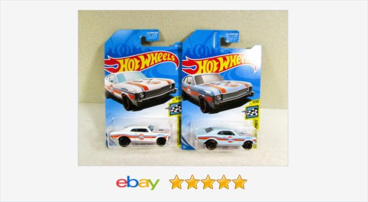 Hot Wheels 1968 Chevy Nova White Blue Gulf Car Mixed Set of 2 NIP #eBay #hotwheels #collectible #ChveyNova #Chevy #Nova #Gulf  https://t.co/2GW2LucACB (Tweeted via https://t.co/nQi0oquTl3) https://t.co/rg8pGXeMSI