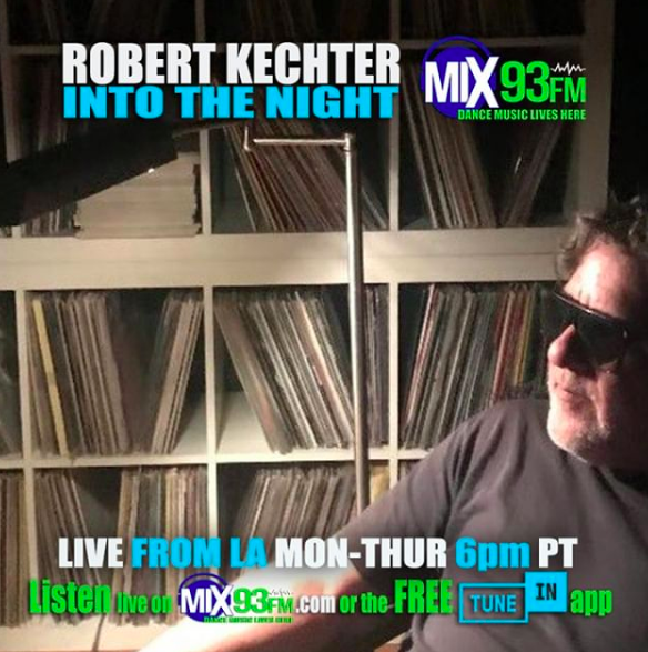 6pm PT 9pm ET 2am UK @bob.kechter #IntoTheNight #NowPlaying #CommercialFree #Mixes on #LosAngeles based #BdsRadio #DanceStaion https://t.co/qTdQz38onq or look for #Mix93fm on FREE @tunein app for #HouseMusic #Techno #Electro #Trance #MusicHeals #BeStrong #DanceMusicLivesHere https://t.co/HCC0pZIQiT