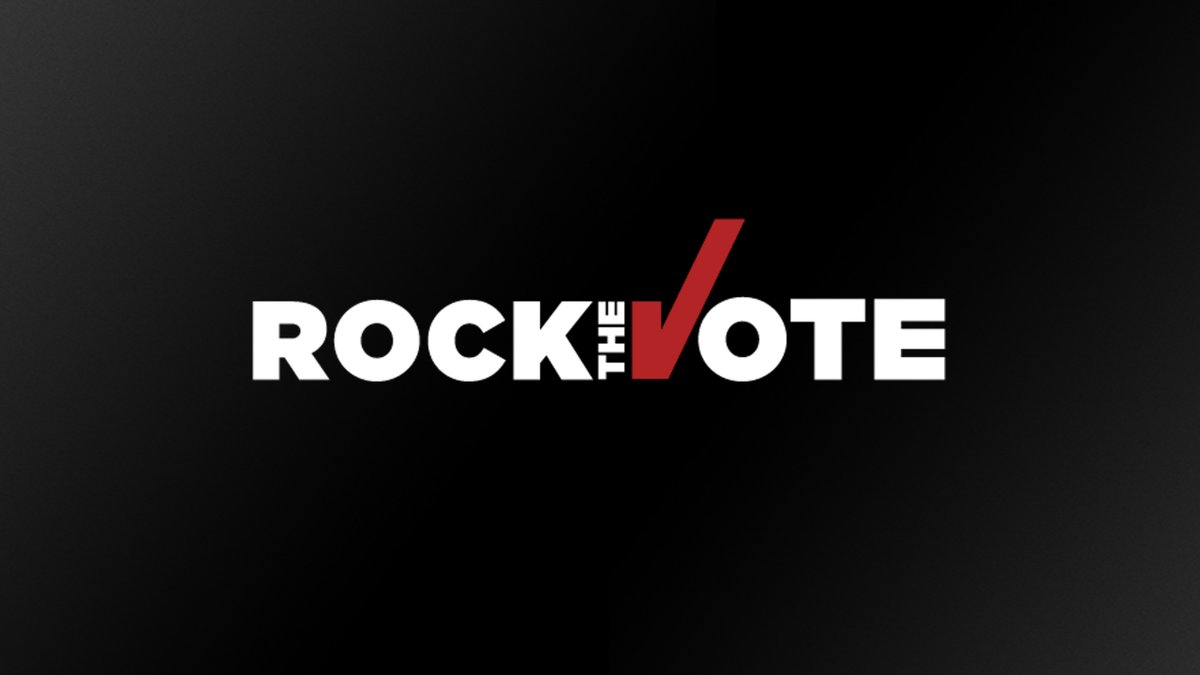 Thinking you might be registered already?  You can still do your part for #NationalVoterRegistrationDay and check your voter status with @RockTheVote. It takes just two minutes to double check: https://t.co/eon9HliQlN https://t.co/v68LbGzCbh