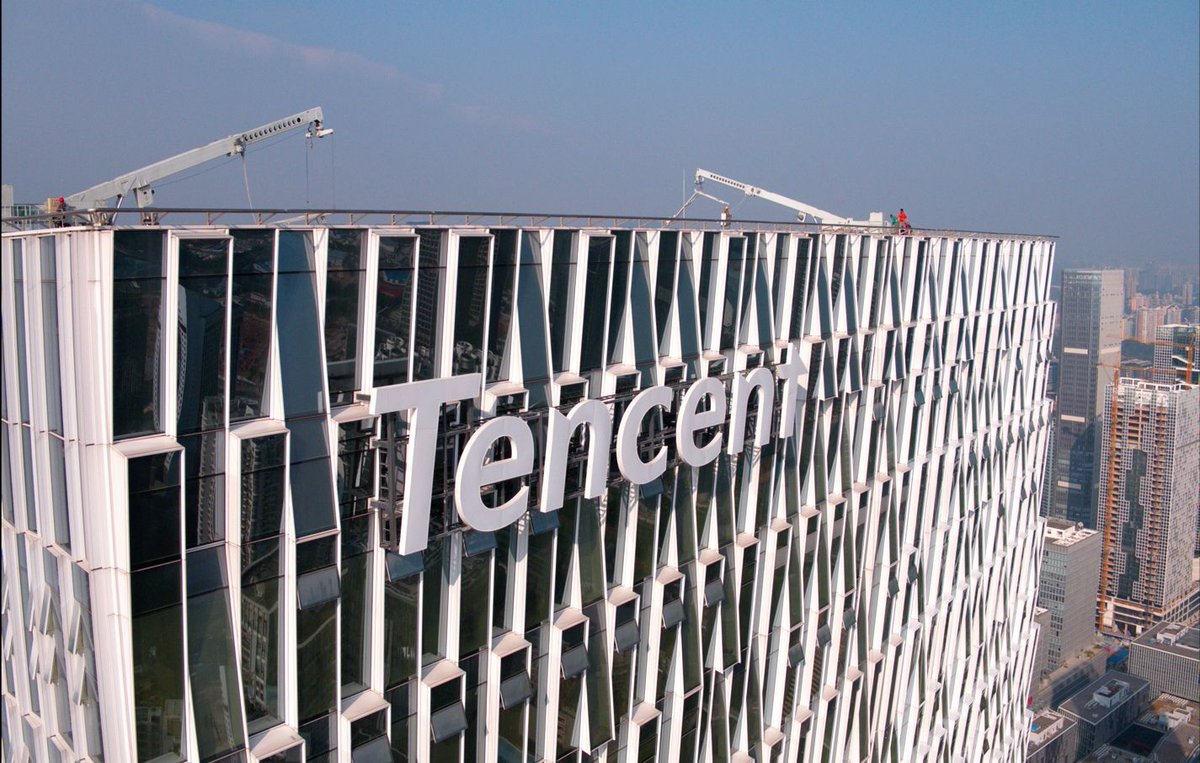 #China's #Tencent to set up a regional hub in #Singapore https://t.co/mBFWiDhNvq https://t.co/SWTCErZ2cG