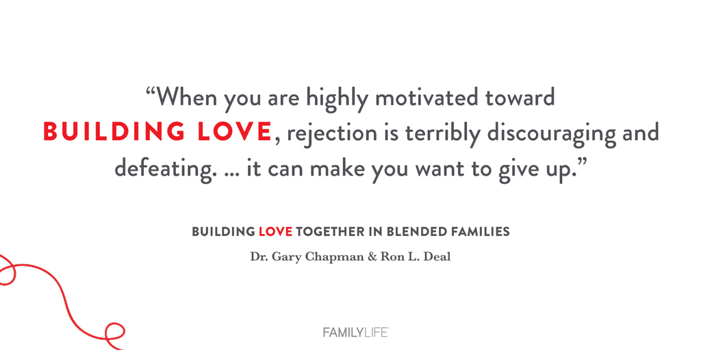 Rejection shows up at some point in most every stepparent's life. If you're not a stepparent yourself, you might wonder how to help. @GaylaGrace has a few ideas: https://t.co/cwA7bcuilg https://t.co/3mq3Am986J