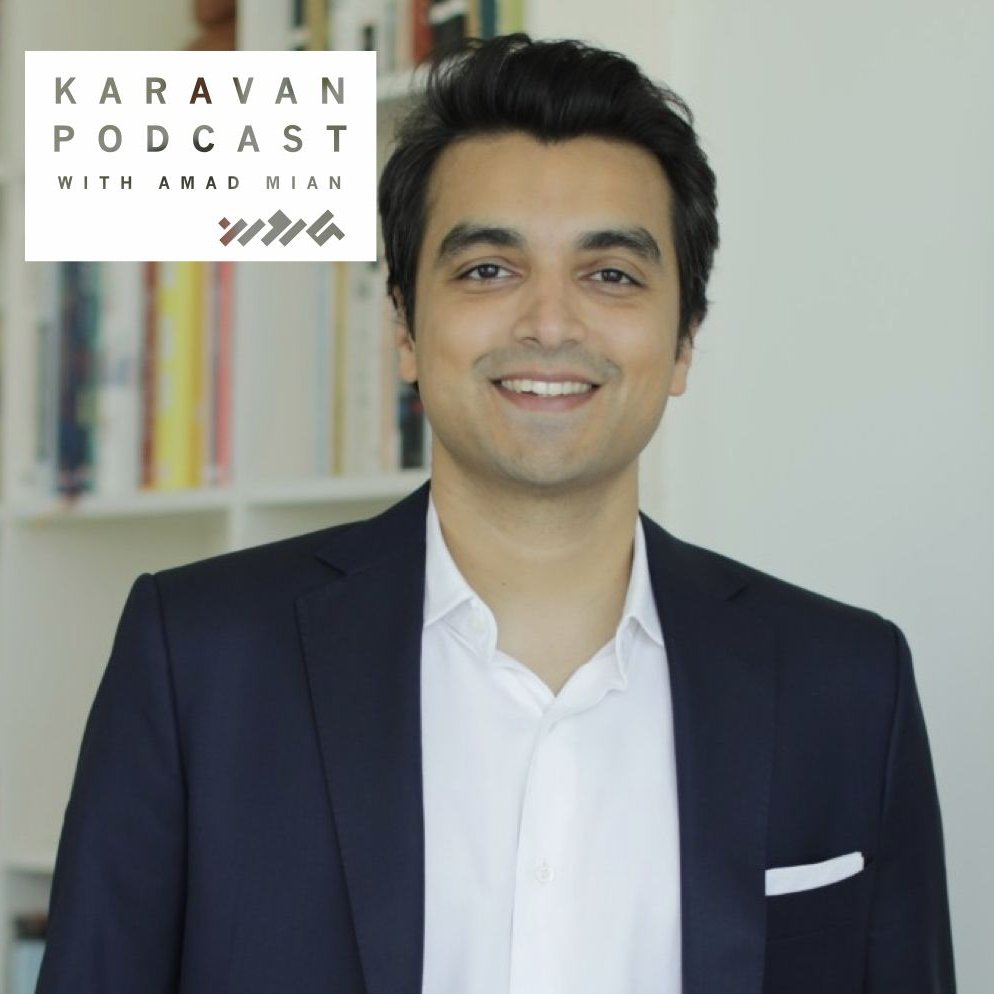 Had a fun time chatting with Amad Mian who has been doing a remarkable job documenting diverse experiences from the Pakistani entrepreneurial ecosystem with Karavan Podcast: https://t.co/dzn49T1Oy5... https://t.co/3WrRyE91JT