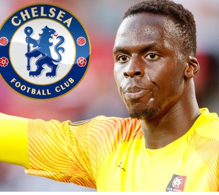 Then he signed and achieved promotion to #Ligue1 with Stade de Reims and then to @staderennais FC helping them secure a @ChampionsLeague League spot. And this season he will play in the Premier League with @ChelseaFC What a story! 💙 #ChelseaFC  #mendy #UCL #Marseille #league1 https://t.co/QimzZ4uRxM