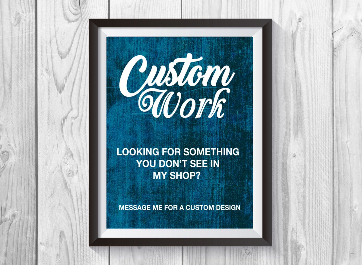 Custom Graphics, Let Me Design It For You https://t.co/QFsIbTcJdM #Etsy #truebluedesignco #CustomGraphics https://t.co/5thOcF9Iq9