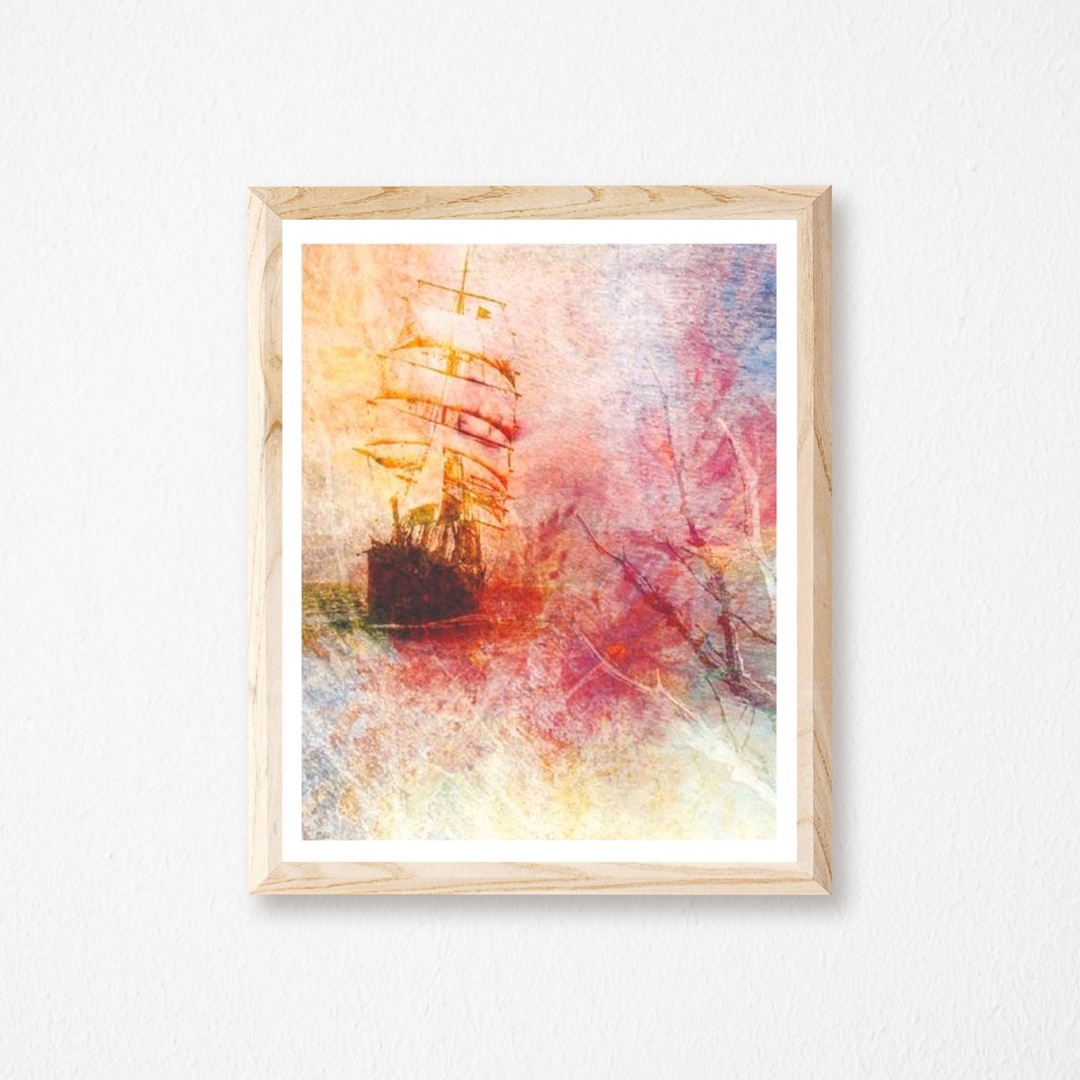BitterSweet Ship at Sea Christian Inspirational Religious Art https://t.co/0F58FMbD59 #truebluedesignco #Etsy #ChristianArt https://t.co/XvWgnY63I0
