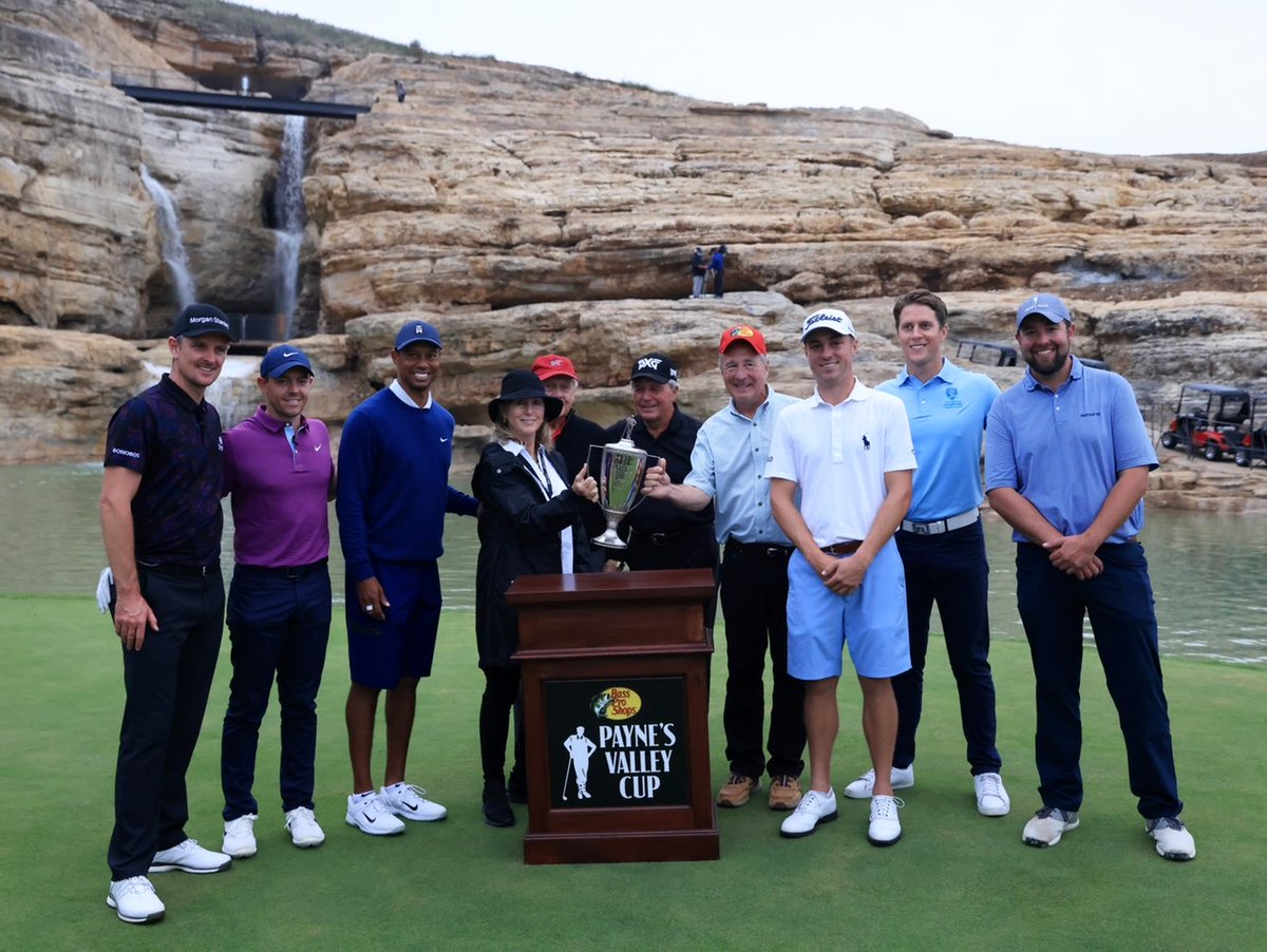We're honored to have hosted the #PaynesValleyCup at @GolfBigCedar! Thank you to the players for a great match and @golfchannel for broadcasting the golf event of the decade! https://t.co/bvp7wBBT5m