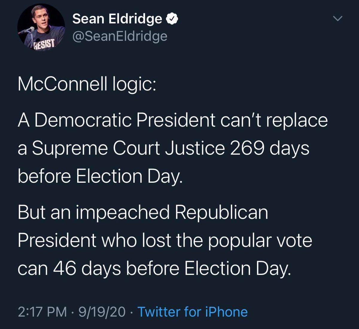 #MitchMcConnellIsAHypocrite #PeoplesVote #HonorTruthHonorRuth https://t.co/RBbFmY4ATO https://t.co/Ppn4rhwZyJ