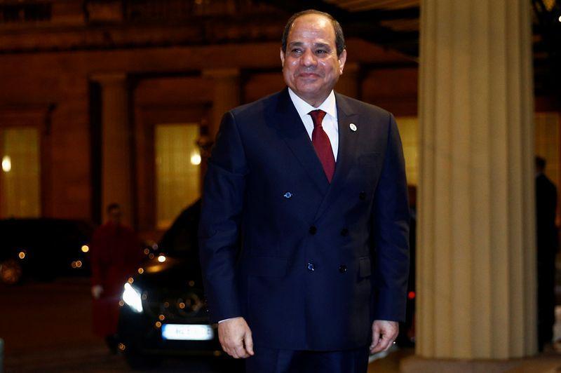 Egypt's Sisi committed to ridding Libya of militia, regional interference https://t.co/TNu6NEmIfw https://t.co/9TlTgjWjT7