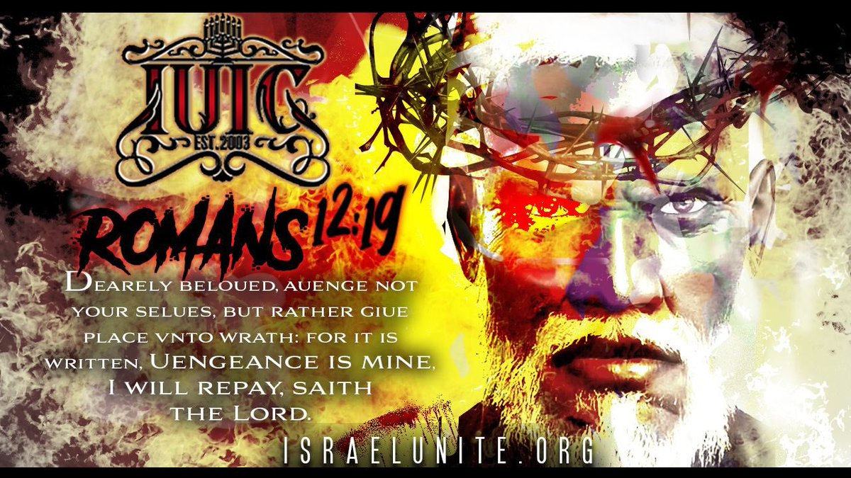 #Romans12:19 Dearly beloved, avenge not yourselves, but rather give place unto wrath: for it is written, Vengeance is mine; I will repay, saith the Lord. #DailyBread #BibleVisuals #IUIC #Scripture #Verses #Bible #BibleImagery https://t.co/Caw8Hi8d8g