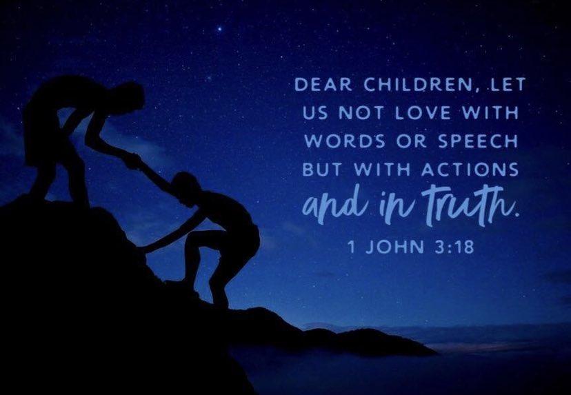 #Christian #Scripture #BibleVerse #Grace #Truth #Faith #Hope #Love  #Inspiration #Encouragement #Comfort #Prayer #ScriptureOfTheDay #Blessings https://t.co/TrYJCvdmhl