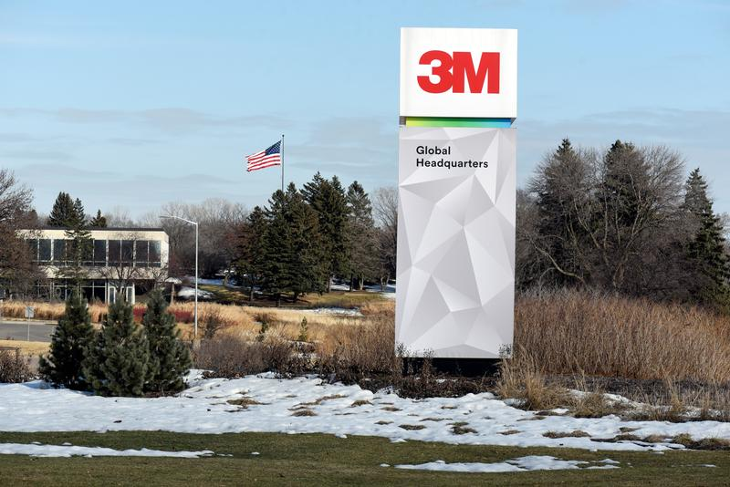 3M explores $3.5 billion sale of food safety unit - Bloomberg News https://t.co/fXzkrv2bWv https://t.co/DsKQ3qXcz8
