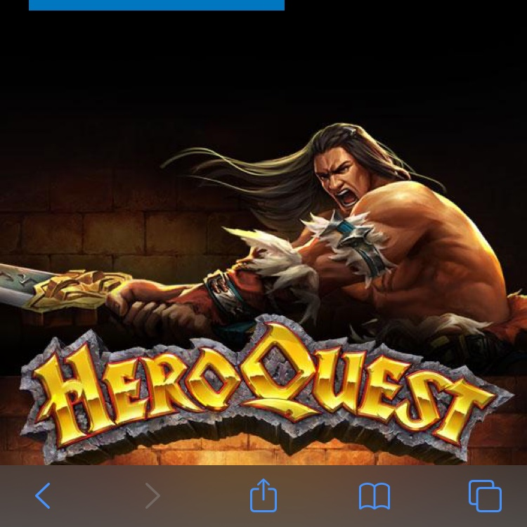I just backed #HeroQuest from @Hasbro. The nostalgia is real people! #boardgame https://t.co/qmhiGxaBy7
