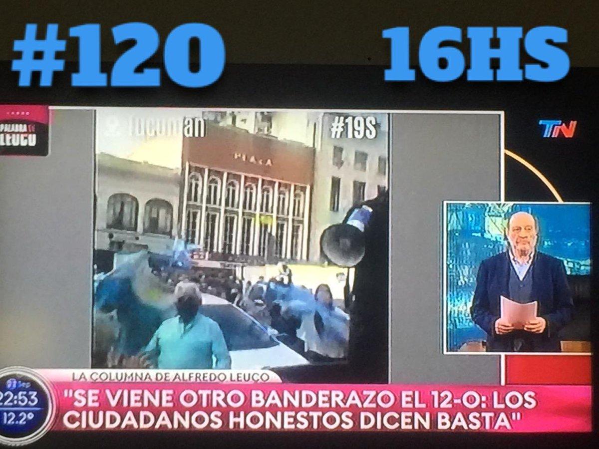 #12O  #Basta  #BastaDeMansos  #ArgentinaUnidaPorLaRepublica https://t.co/l5bbO0X3ZG