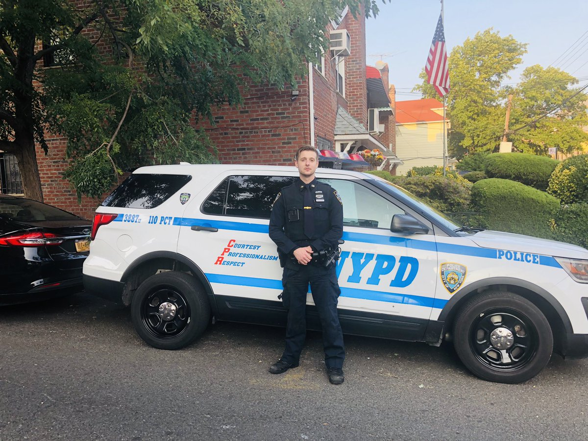 Officer Bagdziunas was vigilant while patrolling the streets of Elmhurst/Corona when he observed an individual in possession of a stolen motorcycle! After an investigation it turns out that the perpetrator was in possession of numerous other stolen motorcycles. https://t.co/LjpVLUnKs3