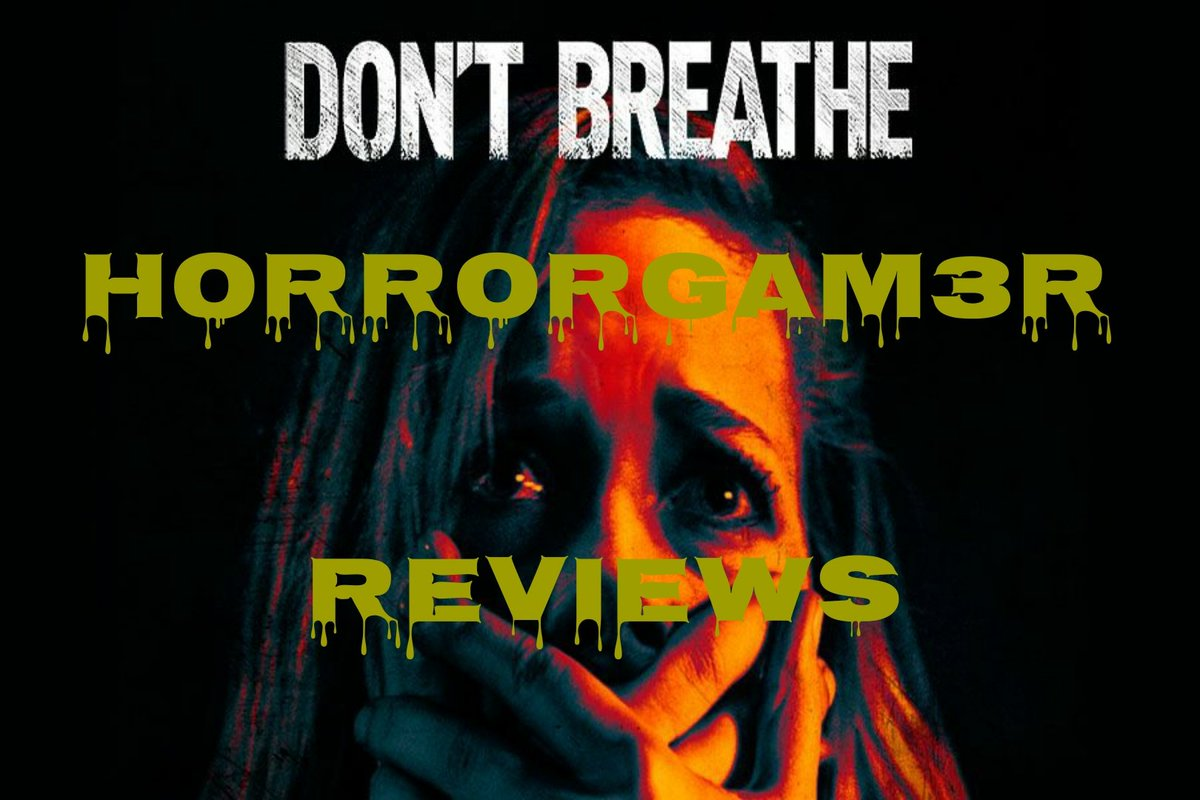 Whats good everyone just wanna let yall know that the 2nd of todays 2 uploads is up and in this video ya boy Reviews the 2016 horror thiller.... Dont Breathe..... #horror #movies #horrormovies #reviews #dontbreath #thriller  https://t.co/7H4v5Kc0GY https://t.co/bNBa3FgH1x