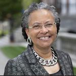 Image for the Tweet beginning: Thank you, Dr. Camara Jones,