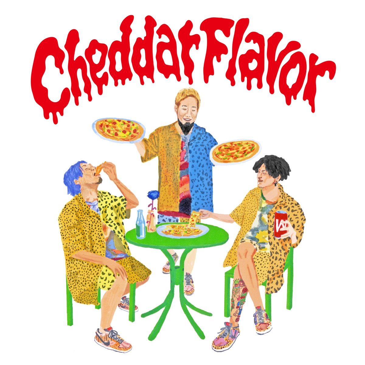 【本日発売!!】9月23日!!2nd mini Album「Cheddar Flavor」《特設サイト》《トレーラー》全国CDショップ&各通販サイトにて開催中!!#WANIMA #本日発売