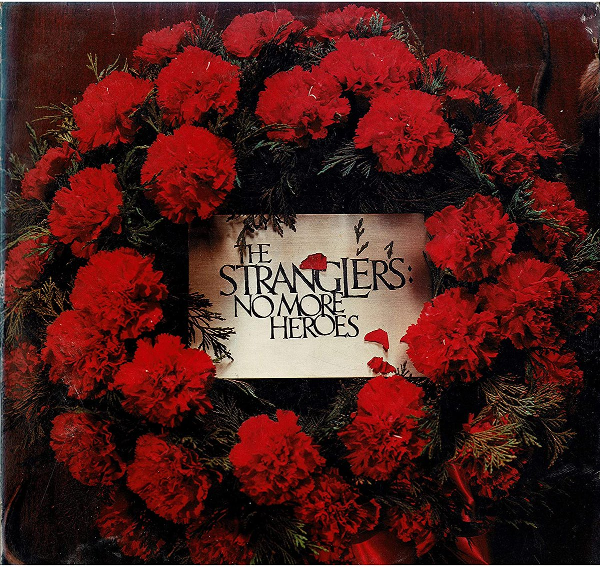 "No More Heroes is the second studio album by English punk rock / postpunk / new wave band the Stranglers, released on this day in 1977, featuring the singles ""No More Heroes"" and ""Something Better Change""  #punkrock #nomoreheroes #TheStranglers #history #punkrockhistory #otd https://t.co/xOYcfEmRzF"