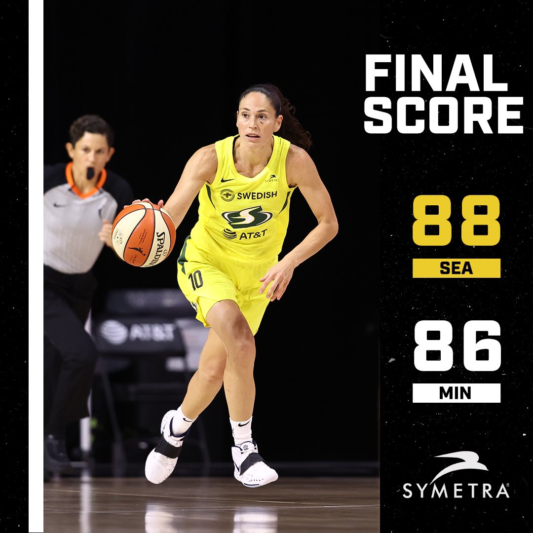GAME 1 WIN: 𝙎𝙀𝘾𝙐𝙍𝙀𝘿 💪  #StormWins  #StrongerThanEver https://t.co/L59NylWw94