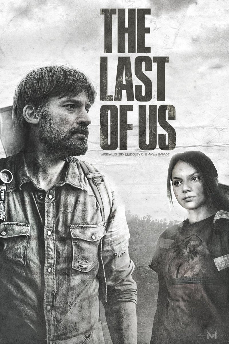 The Last of Us.  @nikolajwilliamcw is playing @thelastofusgame Part II apparently preparing for the role. Although it's just a rumour but it would be awesome to see him as Joel alongside @dafnekeen as Ellie. What do you think? Who would you cast as Joel & Ellie?  #lastofus https://t.co/Kf0KeqgNQ7
