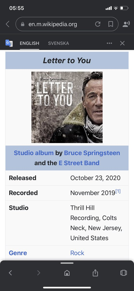 Brand new single and album by Bruce Springsteen #bruce #springsteen https://t.co/fb6zfcorOb
