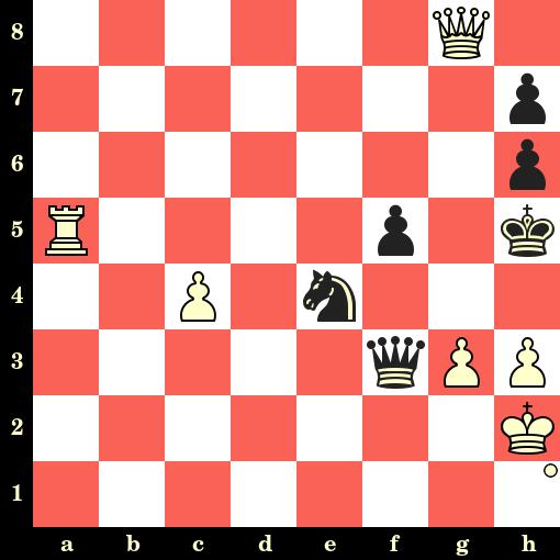 ❓ Test de niveau ★★★ Les Blancs jouent et matent en 4 coups. Alexei Fedorov vs Stanislaw Zylka, Varsovie, 2019 ❤️ LIKEZ si vous avez trouvé ⌚️ Combien de temps avez-vous mis ? 👉 https://t.co/sLlzq58BB2 #Echecs #Chess #Ajedrez #Шахматы #concentration #logique https://t.co/AajxixIEHG